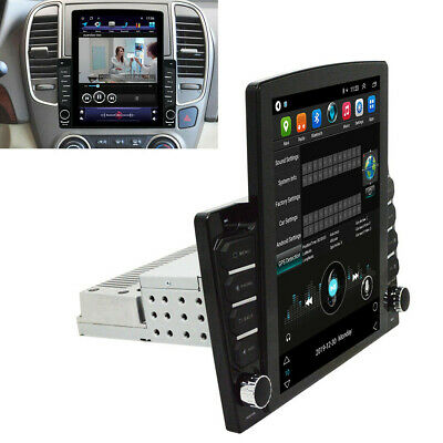 AU261.43 • Buy 1DIN 10.1in Touch Screen Car Stereo Radio MP5 Player 32GB GPS Wifi + Rear Camera