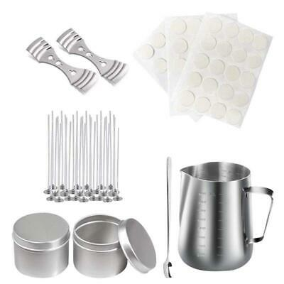 Candle Making Kit Supplies, Soy Wax DIY Candle Craft Tools Including Candle Make • 17.09£