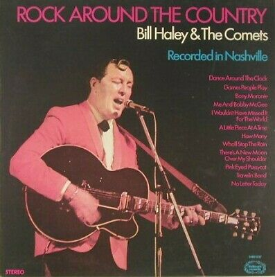 Bill Haley And His Comets - Rock Around The Country (LP, Album) • 9.99£