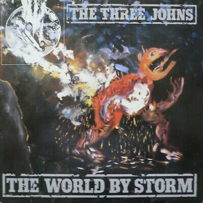 The Three Johns - The World By Storm (LP, Album + 7 ) • 13.49£