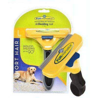 Furminator DeShedding Tool Large Dog / Short Hair  - Brand New • 9.99£