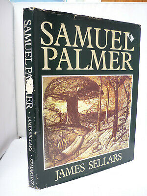 Samuel Palmer By James Sellars HB DJ Illustrated 1974 • 19.95£