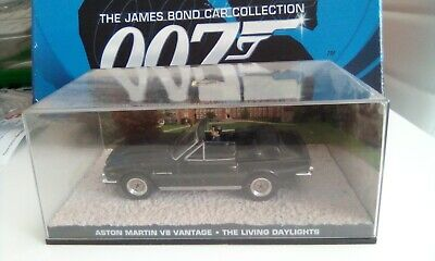 James Bond Car Collection Aston Martin..P&P Discount On Multiple Purchases. • 7.99£