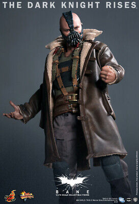$ CDN721.54 • Buy Hot Toys MMS183 Bane The Dark Knight Rises 1/6 Scale 12  Figure MIB U.S.
