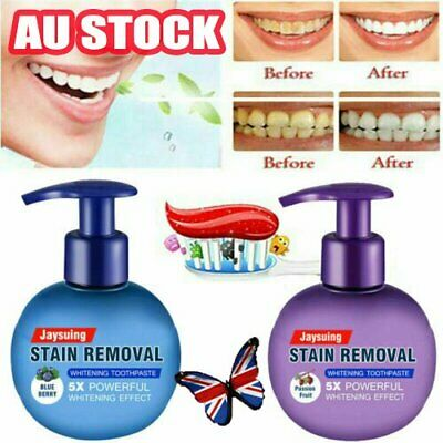 AU13.69 • Buy Instant Clean Intensive Stain Removal Whitening Toothpaste Fight Bleeding Gums N