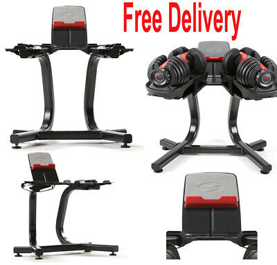 $ CDN314.67 • Buy *NEW* Bowflex SelectTech Dumbbell Stand With Media Racks And 10 Year Warranty!!