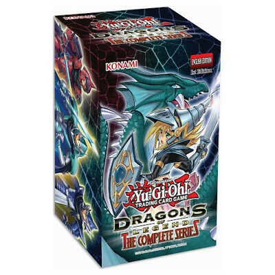 Yu-gi-oh Dragons Of Legend The Complete Series Secret Rare *dlcs* Cards • 0.99£