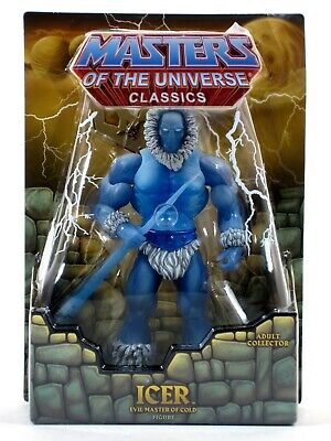 $19.99 • Buy *DAMAGED PACKAGE* Masters Of The Universe Classics ICER Evil Master Of Cold MOTU