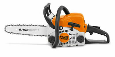 View Details New STIHL Chainsaw Petrol 12 Inch MS 170 Tree Surgery Fuel Economic 30cm 30.1 Cc • 196.75£