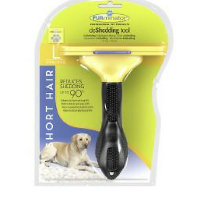 Furminator DeShedding Tool Small Large Dog / Short Hair - Brand New • 8.89£