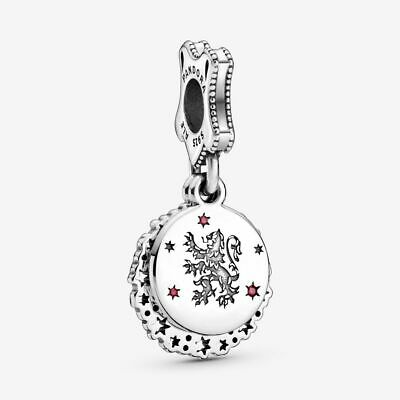 Genuine Pandora Harry Potter Gryffindor Dangle Charm 798627C01 ALE 925 + Pouch • 15.99£