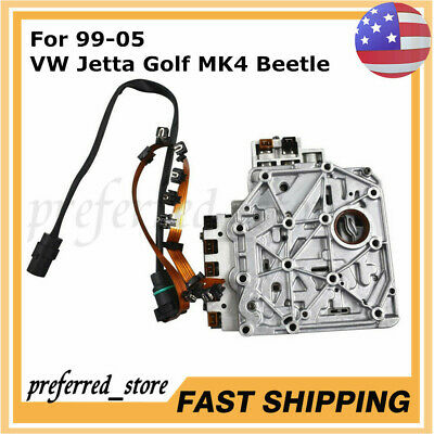 $95 • Buy 01M325283A OEAutomatic Transmission Valve Body Fit For VW Jetta Golf Beetle CAR