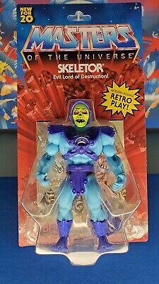 $22 • Buy Masters Of The Universe: Origins - Skeletor 5.5 Inch Action Figure.
