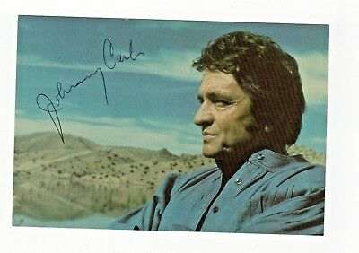$ CDN312.45 • Buy Johnny Cash Country Singer Musician IRA Hayes Autograph Hand Signed 4x6 Postcard