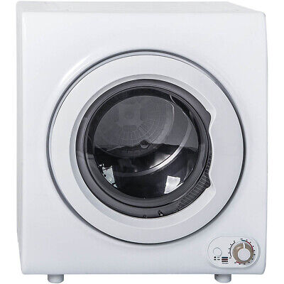 View Details 2.65 Cu.Ft Electric Tumble Dryer Compact Laundry 9 LBS Capacity Wall Mounted • 514.99$