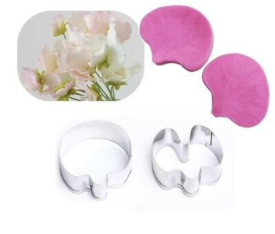 £6 • Buy Sweet Pea Cutter And Veiner Sugarcraft Cake Decorating Flower