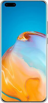 Huawei P40 Pro 256GB Dual-Sim Frost Silver - Very Good Condition • 428.50£