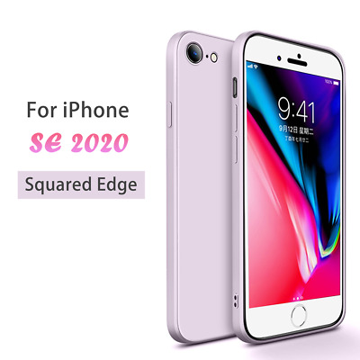 AU8.95 • Buy IPhone SE Case 11 Pro Max 7 8 X XR XS Shockproof Silicone Cover Bumper For Apple