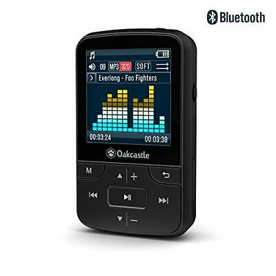£28.99 • Buy Oakcastle 8GB MP3 Player With Micro SD Slot Bluetooth Wireless And Long Life