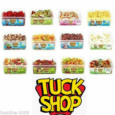 Tuck Shop Pick N Mix Tub/bags Sweets Wholesale Discount Candy Box Party Favours • 1.09£