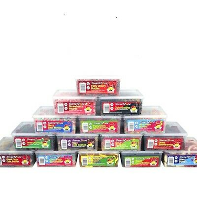 Sweetzone 1 Full Tub Sweets Kids Treats Gifts Weddings Retro Parties Party • 10.99£