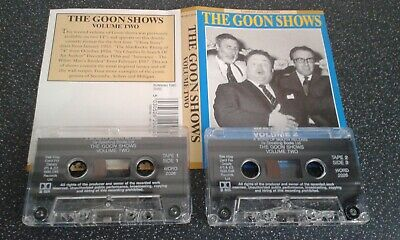 Comedy The Goon Shows. Spike Milligan Peter Seller's And Harry Secombe.    • 3.29£
