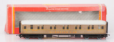 Hornby OO Gauge R 413 LNER 1st Class Sleeping Car • 3.20£