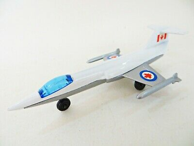 Matchbox Skybusters Sp5 'starfighter F104 Fighter Plane'. Excellent. Vintage. • 4.99£
