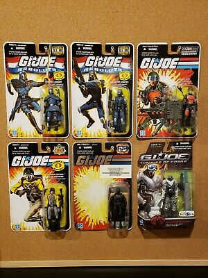 $ CDN83 • Buy GI Joe 25th Anniversary Action Figure Lot