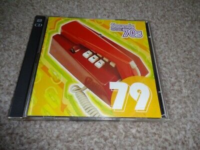 CD DOUBLE ALBUM - SOUNDS OF THE 70's  1979  (TIME LIFE) • 4.82£