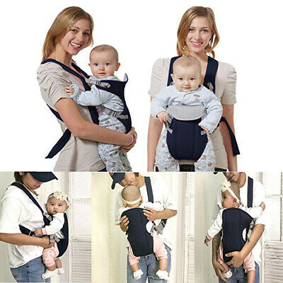 Ergonomic Infant Baby Carrier Hip Seat Stool Adjustable Wrap Sling Backpack New • 8.76£