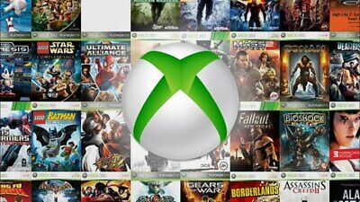 Updated 23/11/2020 XBox 360 Games * Build A Bundle * Prices From £0.99 * • 9.99£