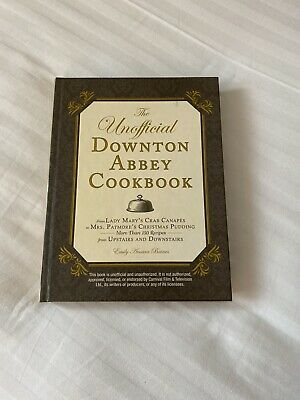 TV Downtown Abbey Cook Book • 7.50£