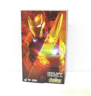 $ CDN946.72 • Buy Hot Toys Avengers / Infinity War 1/6 Ironman Mark 50 Mms 473 D23 American Comic