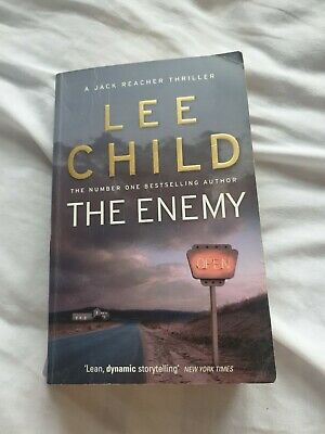 The Enemy By Lee Child (Paperback, 2005) • 1.50£