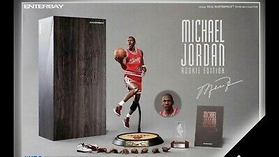 $499.99 • Buy MICHAEL JORDAN ROOKIE EDITION ENTERBAY: Real Masterpiece: NBA Collection –
