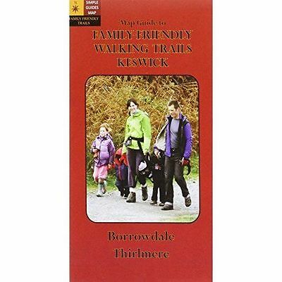 Family-friendly Walking Trails: Keswick, Paperback By Watson, David, Brand Ne... • 4.57£