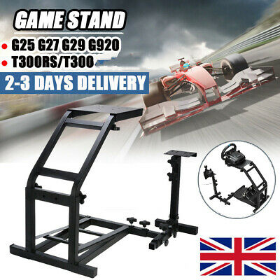 £47.98 • Buy Racing Simulator Steering Wheel Stand Gaming For G27 G29 G920 T300RS XBOX PS4 UK