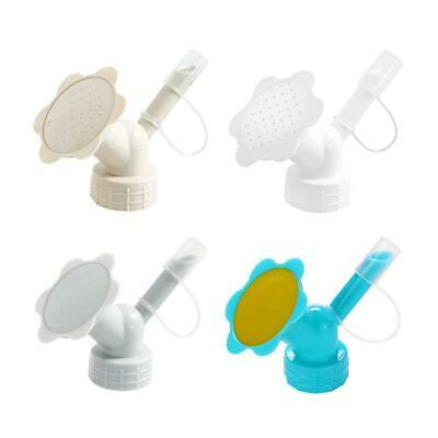 Plastic Sprinkler Nozzle Watering Bottle Water Cans For Flower Irrigation • 3.61£