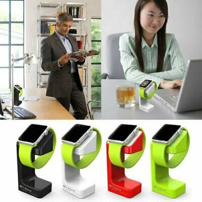 AU14.78 • Buy Watch Stand Charger Charging Stand Docking Station For Apple I Watch 38/42mm