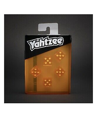 AU19.85 • Buy Yahtzee Neon Pop Board Game Strategy Game With Dice To Go Travel Hasbro New