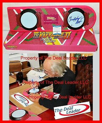 $ CDN363.62 • Buy 🔥 Christopher Lloyd Back To The Future 2 Doc Signed Hoverboard BAS Beckett PSA