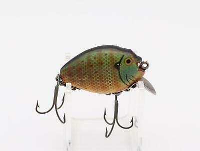 $ CDN45.34 • Buy Vintage Tackle Heddon Wood 730 Punkinseed Old Estate Find Collectible Bass Lure