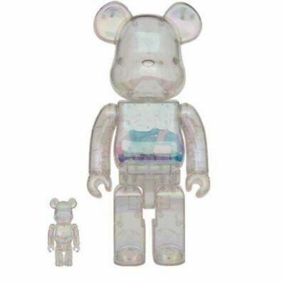 $2483.07 • Buy Be Rbrick X-Girl 100 400 Bearbrick