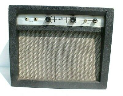 $ CDN136.67 • Buy Vintage 1964 Airline (Silvertone) Montgomery Ward 62-9012A Tube Guitar Amp