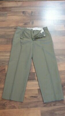 Vintage Two Tone Peg Trousers Small Retro Rockabilly • 3.50£