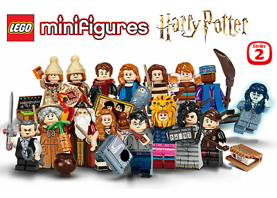 £7.99 • Buy 71028  LEGO Harry Potter Minifigures Series 2 👑 Choose Your Favourite