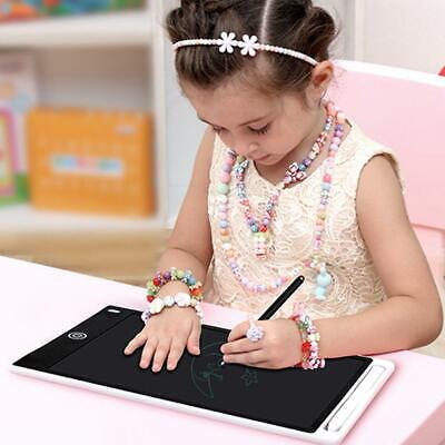 Portable 12 Inch Drawing Tablet LCD Screen Children Educational Writing Board • 9.38£