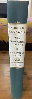 $ CDN9.21 • Buy Large Hardcover Coffee Table Book - Norman Rockwell - 332 Magazine Covers - New