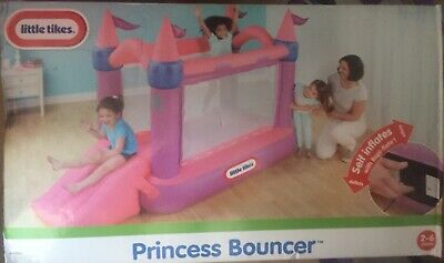 Little Tikes Princess  Bouncer 2+ Years Boxed • 47£
